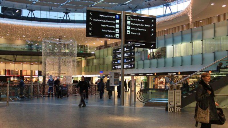 Los 10 mejores aeropuertos del mundo - 10-aeropuerto-zurich