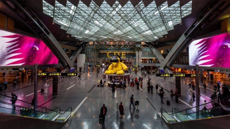 Los 10 mejores aeropuertos del mundo - 4-qatar