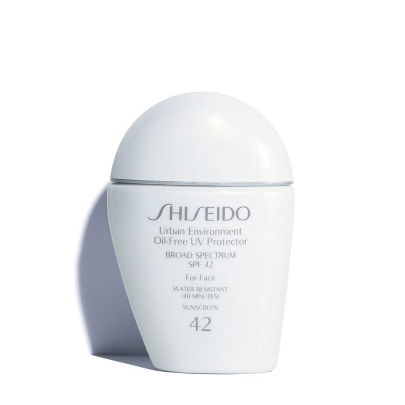 Los mejores productos para el verano - bloqueador-solar-shiseido
