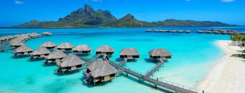 Los mejores resorts con bungalós sobre el agua - hotelesbungalos_fourseasonsborabora