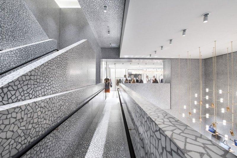 Las boutiques más impresionantes del mundo - modarecintosarquitectonicos_valentino