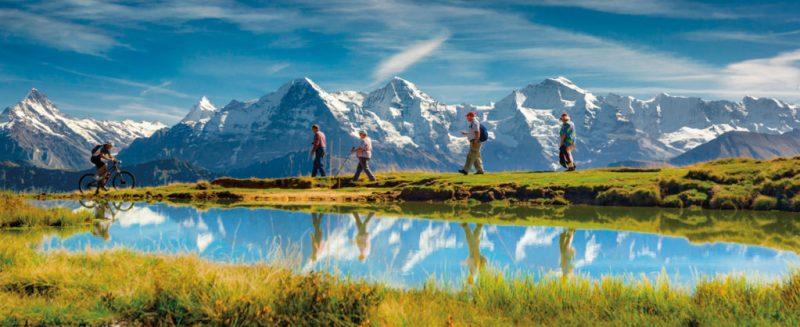 Los 8 países más felices del mundo en 2019 - paisesfelices_suiza