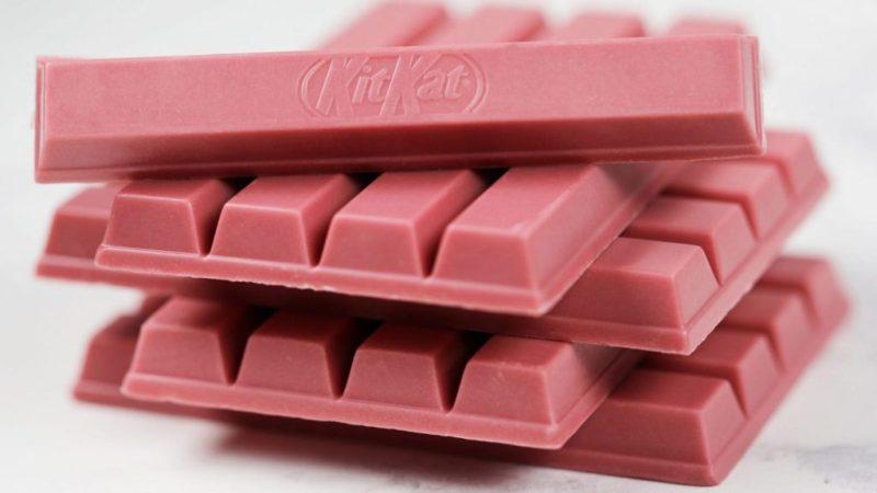 KitKat® Ruby: el primer chocolate naturalmente rosa - 26490725477_1fde71911b_k-e1523472817359