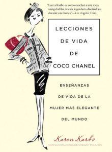 6 libros sobre el mundo de la moda - 5-lecciones-de-vida-de-coco-chanel-220x300