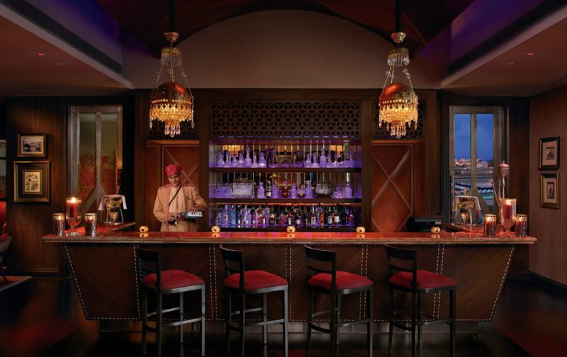 The Leela Palace - hotbook_hottravel_hotbooking_theleelapalace_bar