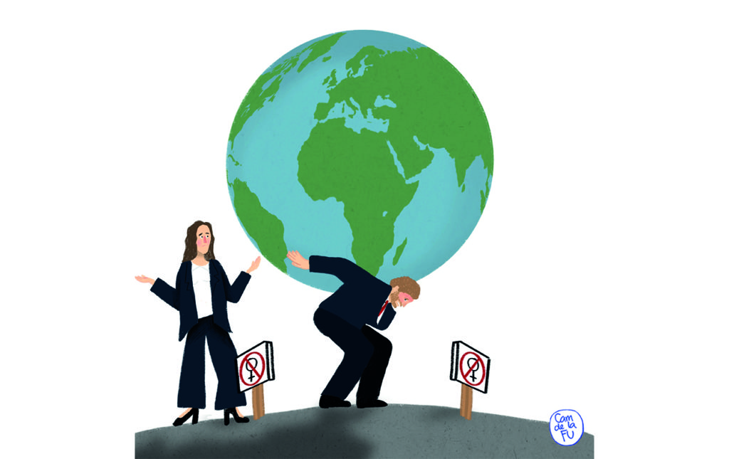 En materia económica, la unión de géneros hace la fuerza - WORLD NEWS