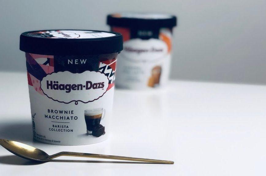 Barista Collection de Häagen-Dazs, sabores para los amantes del café - barista collection haagen dasz portada