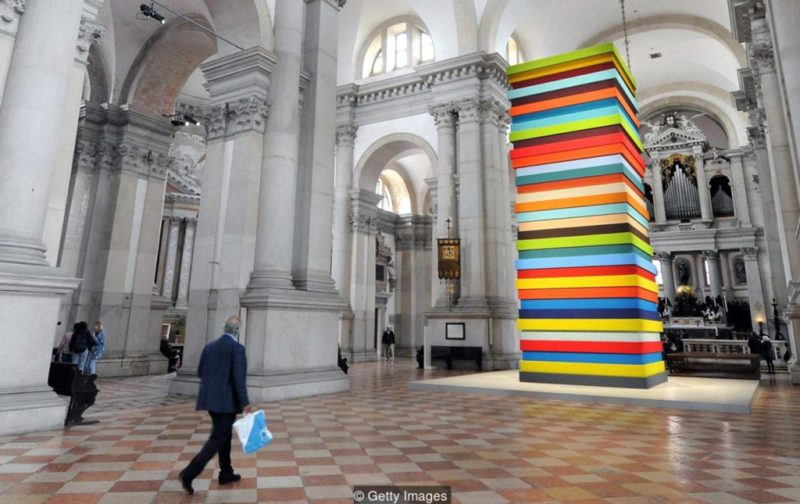 Biennale di Venezia, lo más selecto en arte - hotbook_hotculture_hotart_labienalledivenezia_bienalle2sean-scully-human