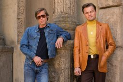 Leonardo DiCaprio y Brad Pitt en Once Upon a Time in Hollywood - HOTcinemaportada