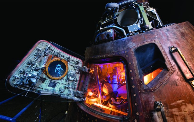 Houston celebra el 50º aniversario del primer alunizaje - space_center_houston_4