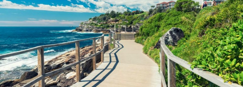 24 horas en Bondi Beach, Sídney - bondi-to-coogee-coastal-walk