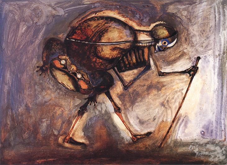 Fallece Francisco Toledo, considerado uno de los artistas cruciales del siglo XX mexicano - francisco-toledo-3