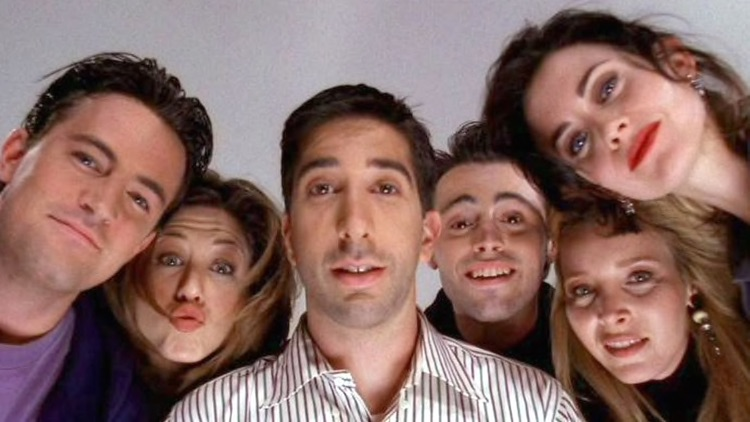 10 datos curiosos sobre Friends - friends_25aniversario