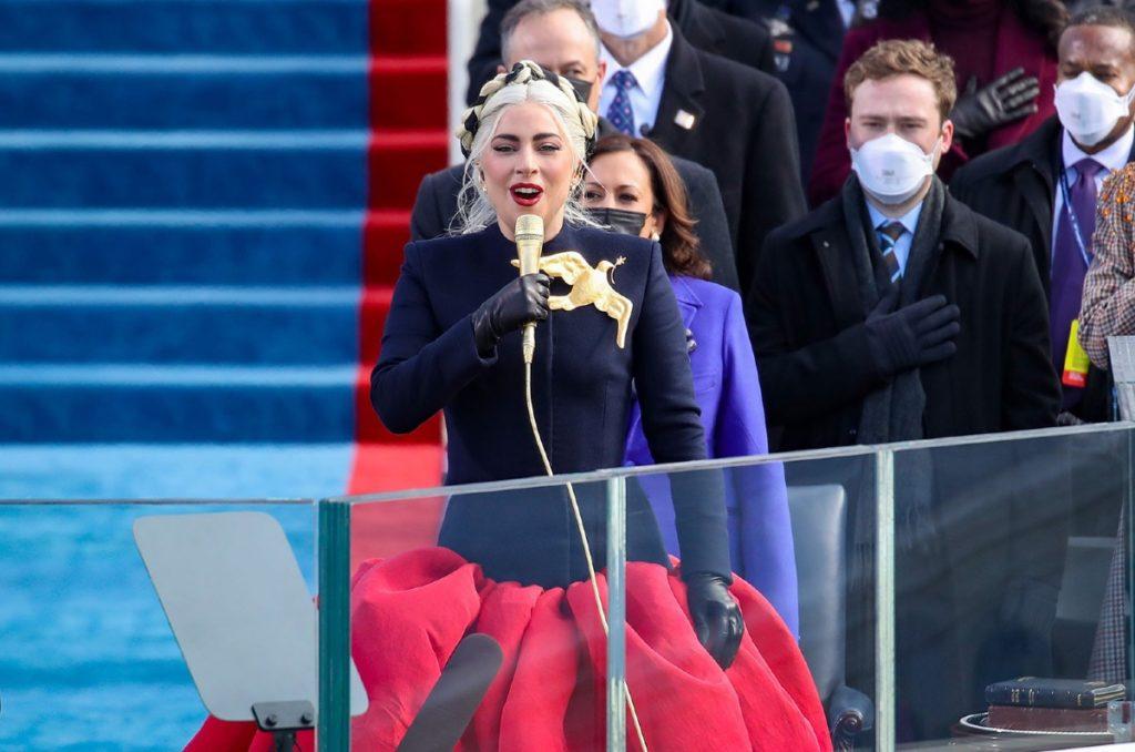 10 datos interesantes sobre Lady Gaga - 10 datos interesantes sobre Lady Gaga, la cantante del himno de Estados Unidos en la toma de posesión de Joe Biden PORTADA