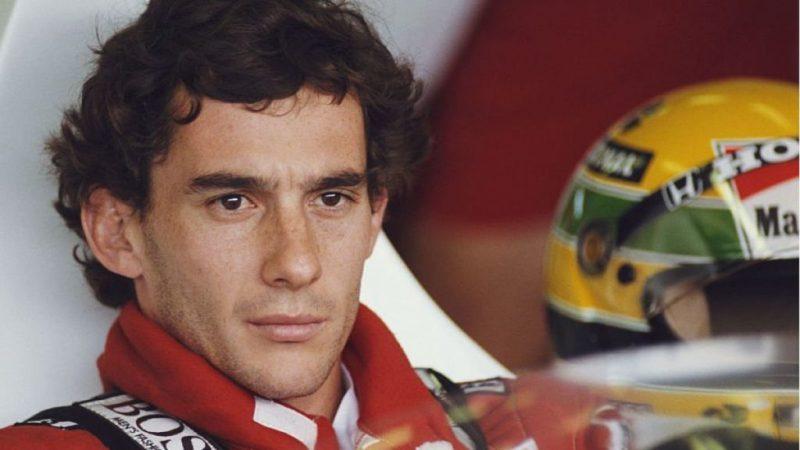 Los 11 mejores pilotos de F1 de la historia - aryton-senna