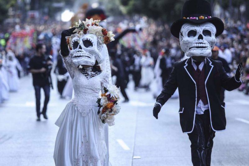 Los 9 eventos que no te puedes perder durante el mes de octubre en la CDMX - gran-desfile-dia-de-muertos-octubre