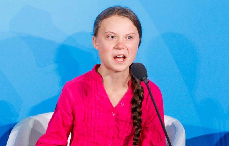 Las 10 frases más influyentes de Greta Thunberg - greta-thunberg-speech