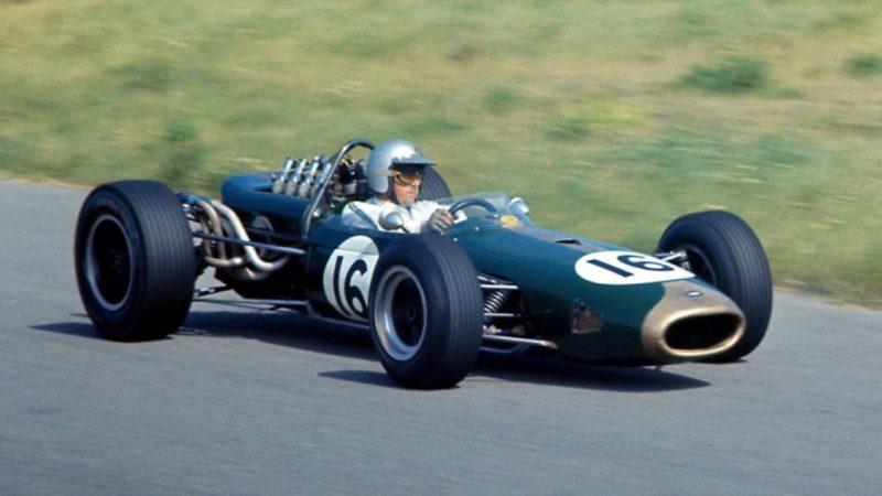 Los 11 mejores pilotos de F1 de la historia - jack-bradham