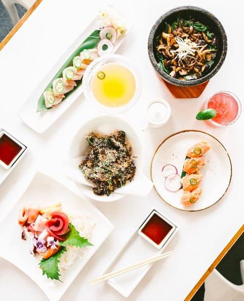 5 lugares de sushi en California que no te puedes perder - katsuya