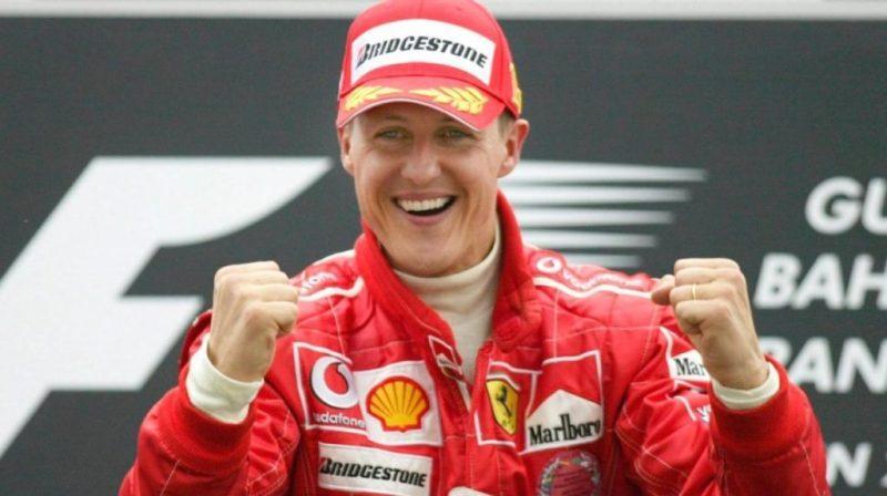 Los 11 mejores pilotos de F1 de la historia - michael-schumacher