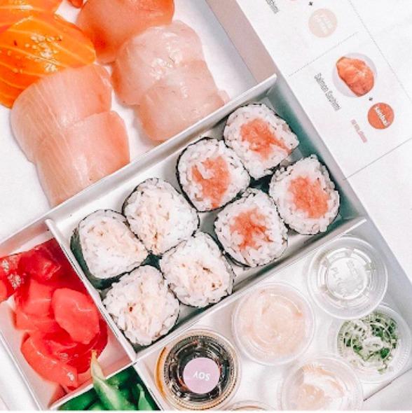 5 lugares de sushi en California que no te puedes perder - sugar-fish