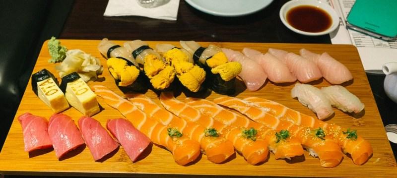 5 lugares de sushi en California que no te puedes perder - suhsi-ota
