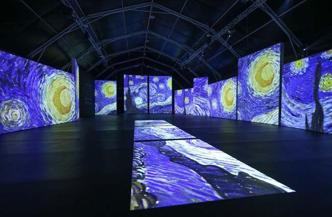 Todos los detalles sobre Van Gogh Alive: The Experience - van-gogh-alive-cdmx-1