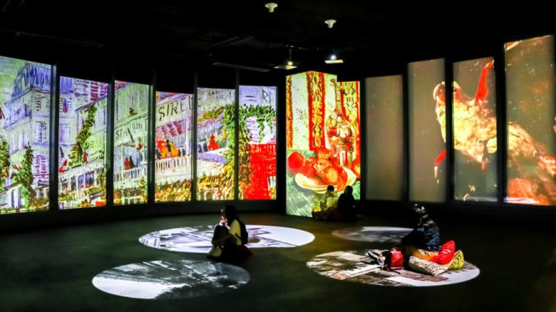Todos los detalles sobre Van Gogh Alive: The Experience - van-gogh-alive-cdmx-3