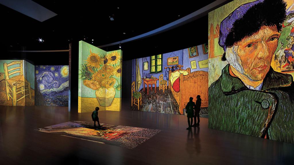 Todos los detalles sobre Van Gogh Alive: The Experience - van gogh alive portada
