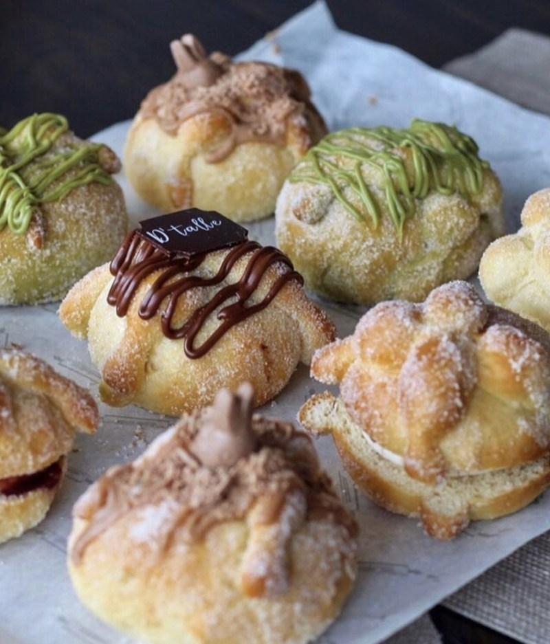 Los panes de muerto que se han hecho famosos por Instagram - 3-d-talle-bakery
