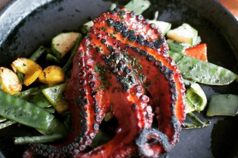 Los mejores lugares para comer mariscos en la CDMX - bello-puerto-oyester-bar-mariscos-pulpo
