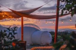 5 lugares para hacer glamping en México - camping portada