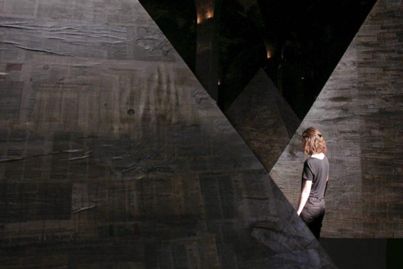 Dicotomías del poder, una instalación de Jachen Schleich y Derek Dellekamp - dicotomias-poder-5