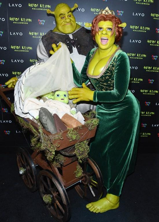 Los mejores disfraces de Heidi Klum - FIONA-PORTADA