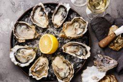 Los mejores lugares para comer mariscos en la CDMX - foto portada oyster bar mariscos