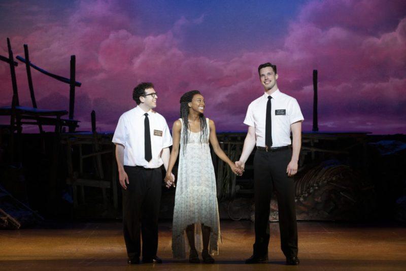 The Book of Mormon: entrevista con Jordan Matthew Brown y Alyah Chanelle Scott - the-book-of-mormon-entrevista-3