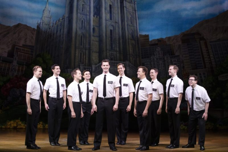 The Book of Mormon: entrevista con Jordan Matthew Brown y Alyah Chanelle Scott - the-book-of-mormon-entrevista-4