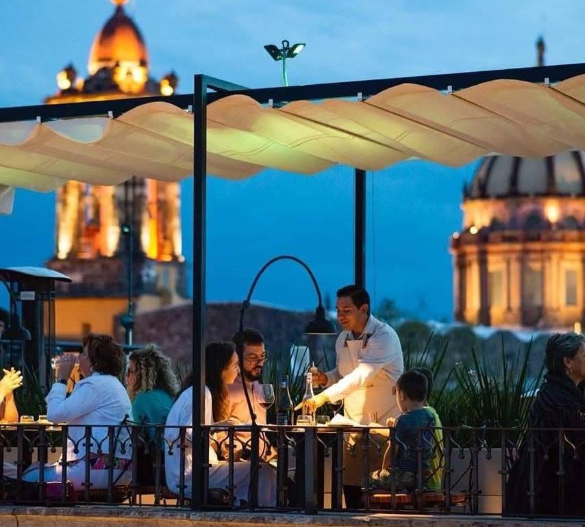 Trazo 1810, el impresionante restaurante del hotel boutique Casa 1810 - Trazo1810- portada