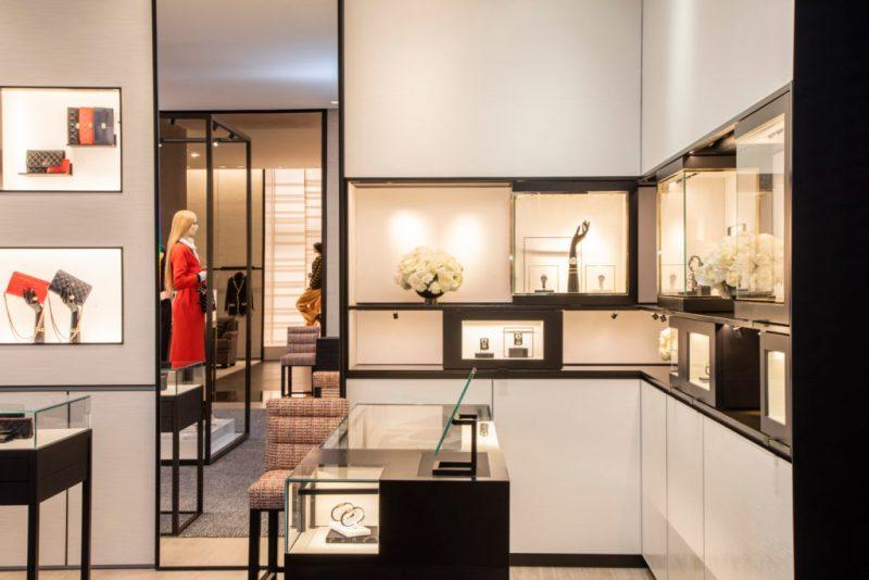 La nueva boutique de Chanel en Saks - 01_saks_sante_fe_mexico_boutique_pictures_1_hd