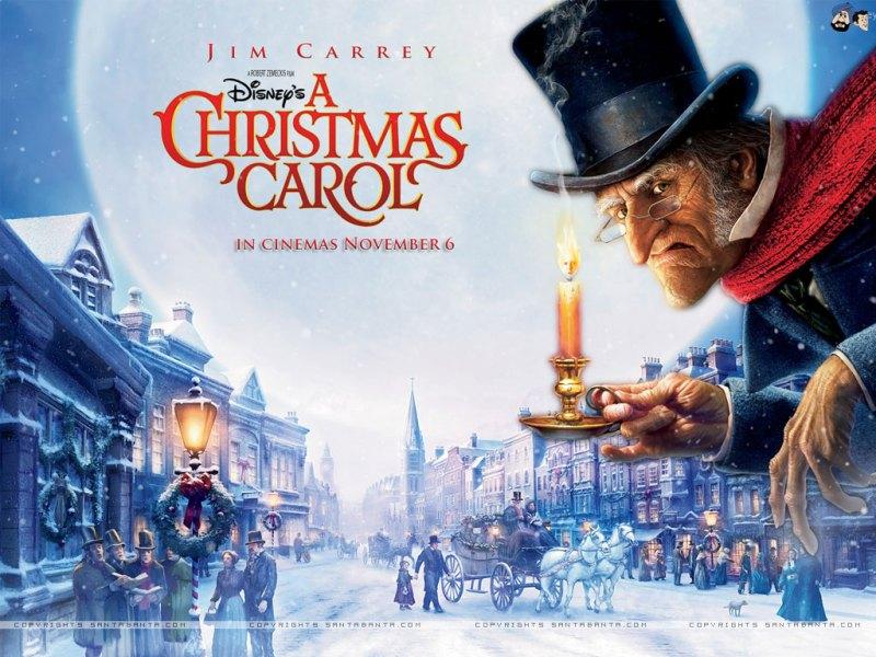 Las 10 mejores películas de Navidad - 8-peliculas-navidad-a-christmas-carol