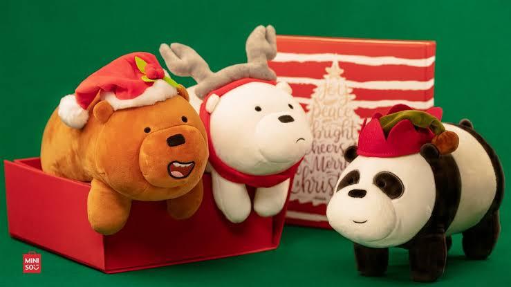 Mejores lugares para comprar adornos navideños - miniso-adornos-navidad
