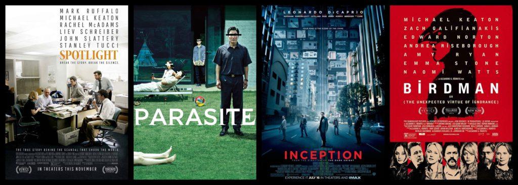 Top 10 películas de la década - peliculas decada portada