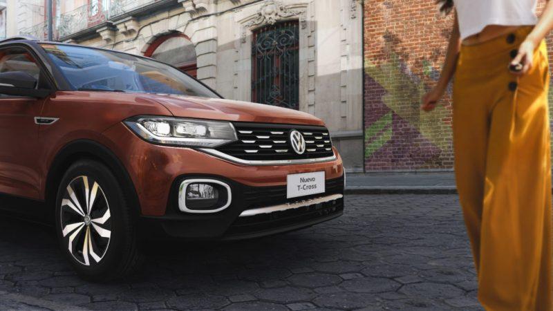 Volkswagen T-Cross, el SUV que está revolucionando el mercado - volkswagen-1