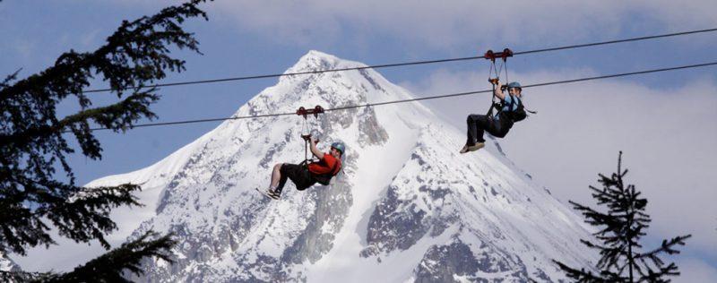 5 actividades que no te puedes perder en Whistler esta temporada - whistler-zipline
