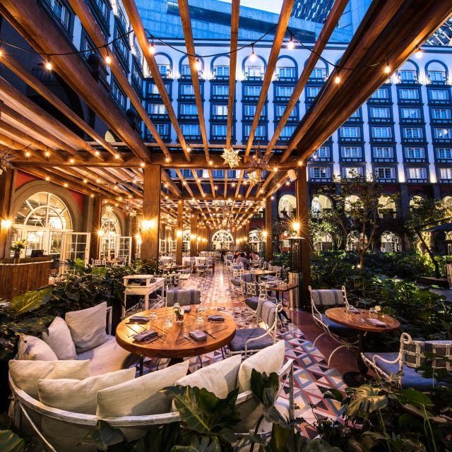 Los mejores restaurantes para celebrar la Navidad - ZANAYA- PORTADA