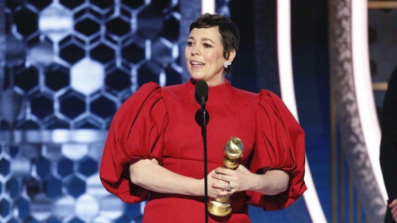 Golden Globes 2020 - 8-olivia-colman-golden-globes
