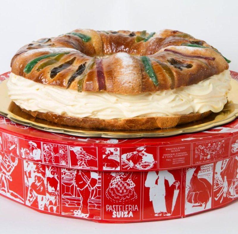 Las mejores roscas de Reyes de la CDMX - pasteleria-suiza