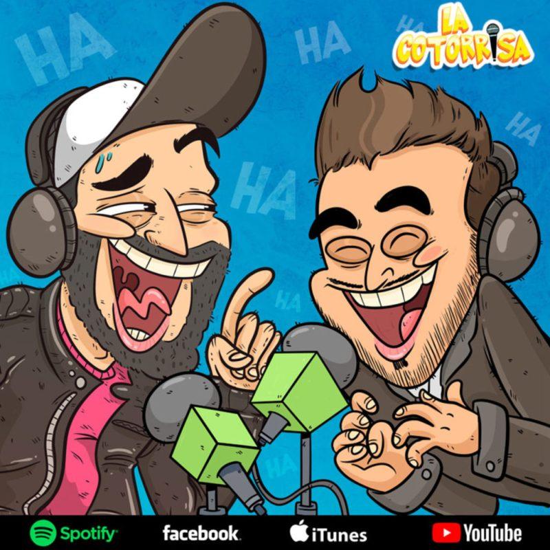 Los 5 mejores podcasts de comedia en Spotify - spotify-podcast-la-cotorrisa