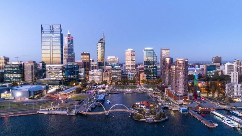 Los 10 destinos más HOT para viajar este 2020 - viajes-2020-perth-australia