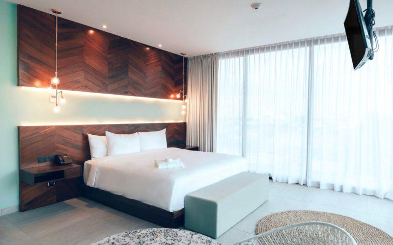 Calixta Hotel, un paraíso tropical en México - calixta-2